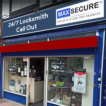 Locksmith store in Chingford